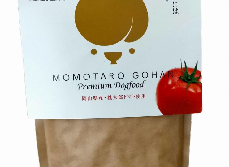 dogfood-momotaro